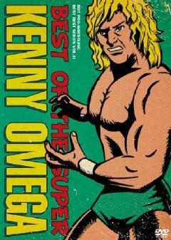 DVD DDT BEST OF THE SUPER KENNY OMEGA