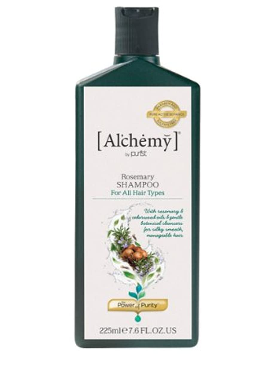 ホールドオールリーンスコットランド人【Al'chemy(alchemy)】アルケミー ローズマリーシャンプー(Rosemary Shampoo)(ノーマル髪用)225ml