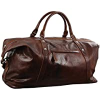 Pierre Cardin Rustic Leather Business/Overnight Bag (PC2824)
