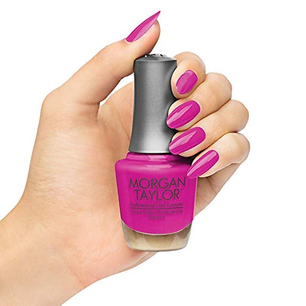 休日に壁紙ペインティングMorgan Taylor - Professional Nail Lacquer - Woke Up This Way - 15 mL / 0.5oz