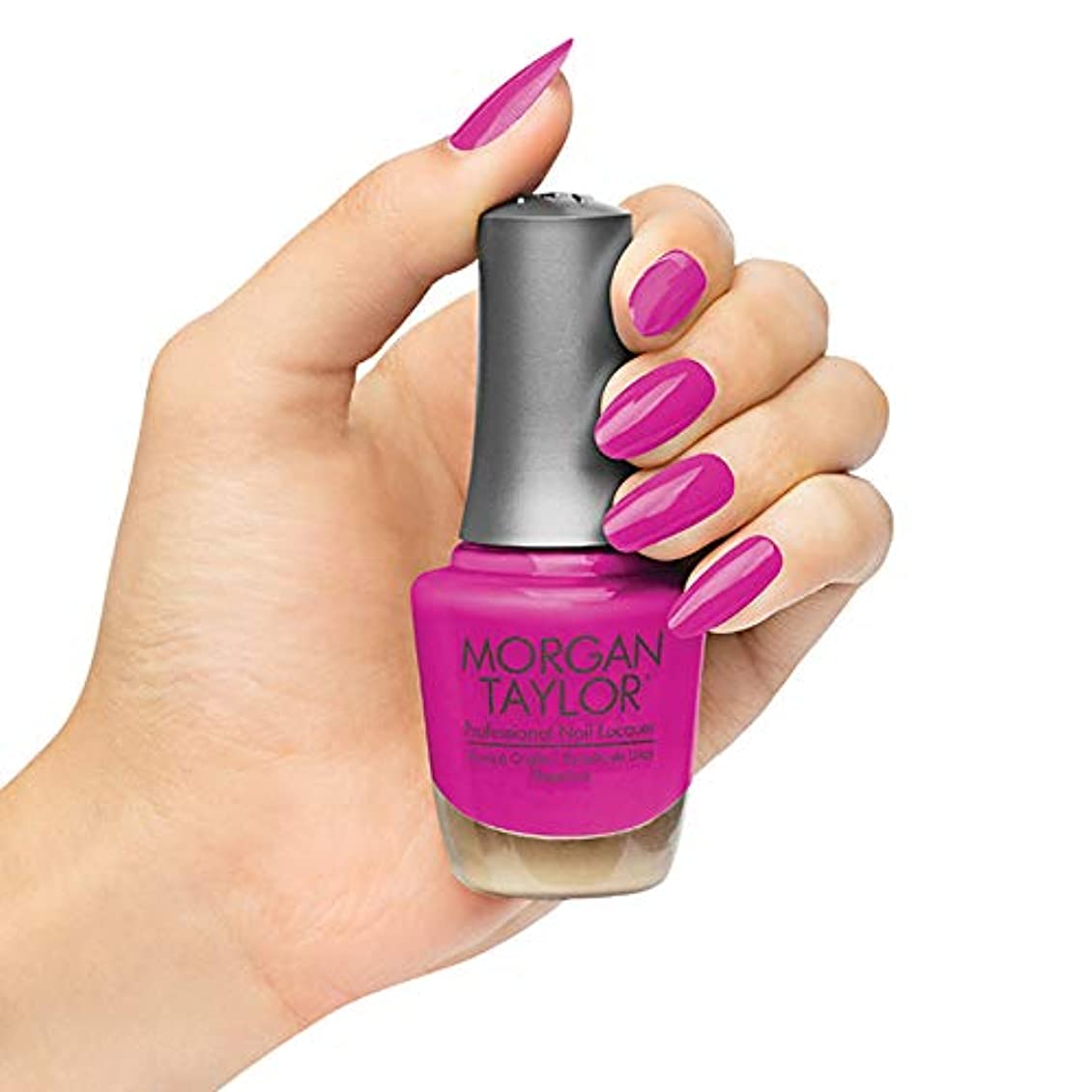 比較的口述する気を散らすMorgan Taylor - Professional Nail Lacquer - Woke Up This Way - 15 mL / 0.5oz