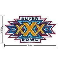 NFL Super Bowl XXX 1995style-30刺繍Sew Onパッチ