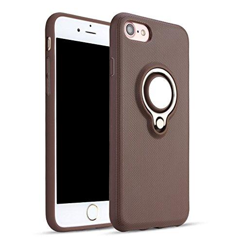 {Riffue} iPhone8 Plus ケース スタンド...