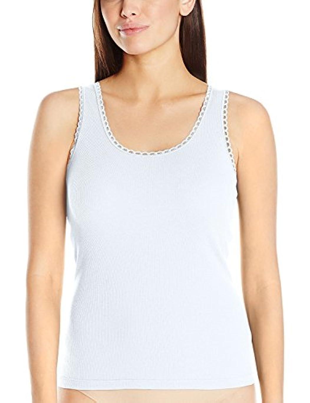 リビジョンエンティティ地下b.tempt'd by Wacoal Women's B Perfect Tank Top White X-Largeランジェリー,lingerie [並行輸入品]