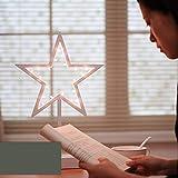 Saikogoods LEDライトクリエイティブバッテリー駆動の小道具テーブルランプラブハートスタークリスマスツリーのデザインホームルームの装飾ナイトライト