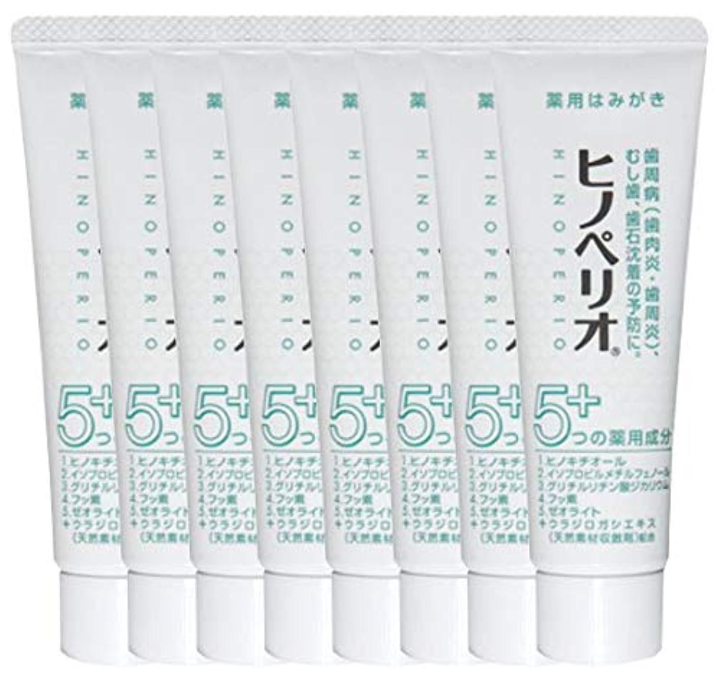 まぶしさ共感するハプニング昭和薬品 ヒノペリオ60g 医薬部外品 × 8本