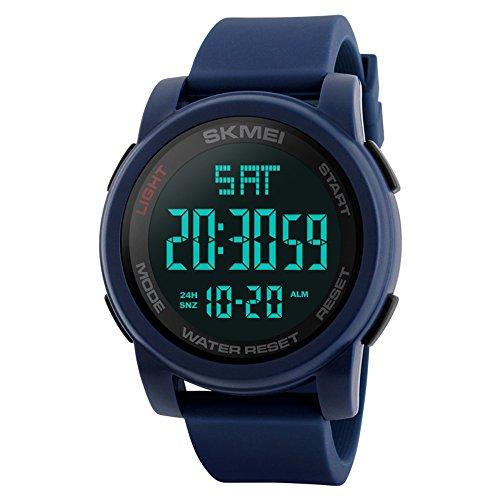 R-timer(アールタイマー) 防水腕時計 メンズ 多機能...