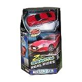 Air Hogs Nano ゼロ グラビティ Real Rides レッド Nissan Gtr