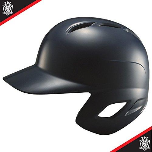 ZETT(ゼット) 野球 軟式 バッター用 ヘルメット (片耳・左打者用) BHL307
