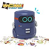 REMOKING STEM Educational Robot Toy for Kids,Children,Toddlers,Smart Interactive Robotics,Guess Animal Cards,Touch Sense,Repeating&Recording Talking,Sing,Dance,Walk,Best Gifts for 3 Year Old Up Boys Girls Toys