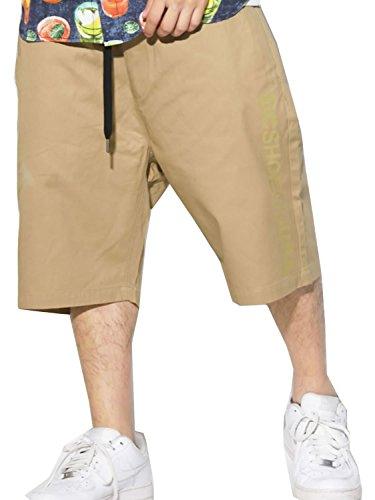 DC SHOES(ディーシーシュー) ハーフパンツ メンズ 大きいサイズ ベージュ M b系 ストリート系 ファッション 5228J702