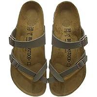 Birkenstock Women's Mayari Sandals, White, 40 EU