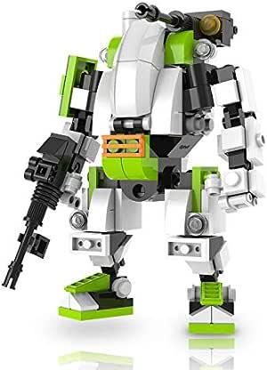 マイビルド (MyBuild) ブロックメカフレーム ピューマシリーズ-火力支援機 5009