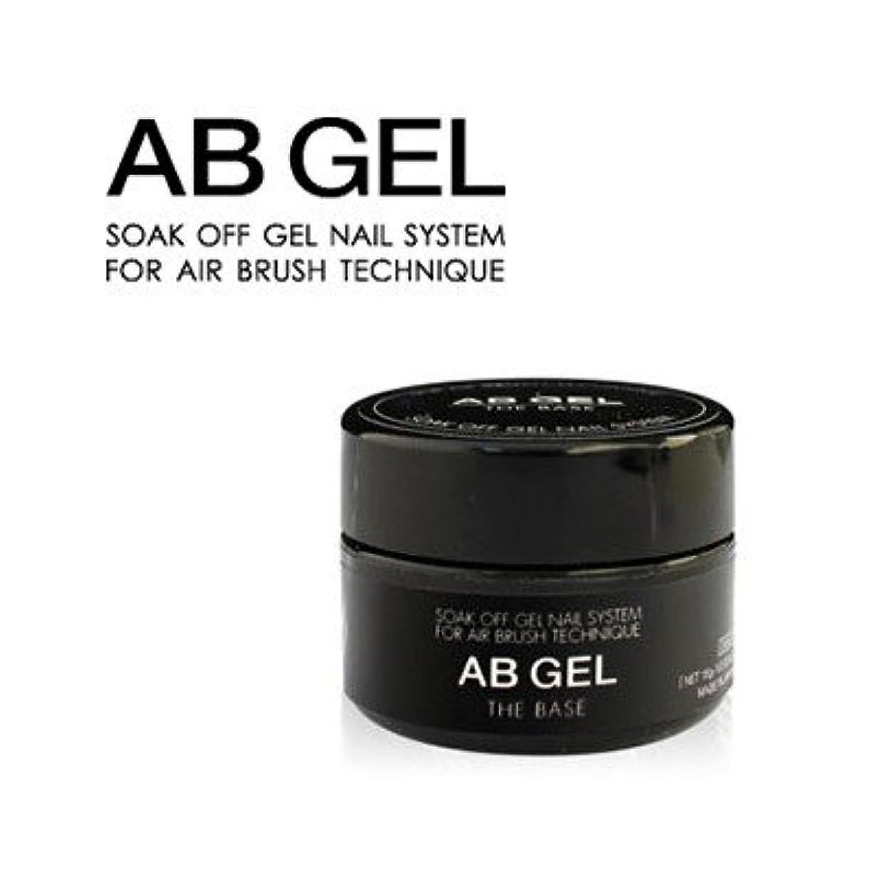 ガジュマル肌寒い案件ベースジェル ジェルネイル AB GEL THE BASE 15g