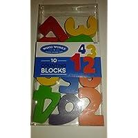 Counting Blocks 数字 10ピース