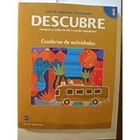 Descubre Level 1: Lengua Y Cultura Del Mundo Hispanico - Cuaderno De Actividades