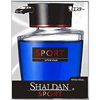 シャルダン SHALDAN SPORT for CAR 芳香剤 クルマ用 クルマ リキッドタイプ ホワイトムスク 100mL