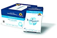 Hammermill Paper Great White 30% Recyled 20lb 8.5 x 14 Legal 92 Bright 5000 Sheets / 10 Ream Case (086704C) Made In The USA [並行輸入品]