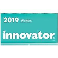 イノベーター 2019年 カレンダー 壁掛 L 30593006