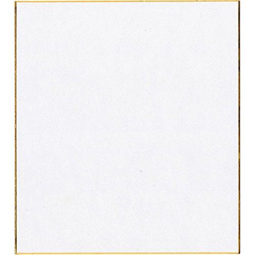 呉竹 色紙 白色 5枚入
