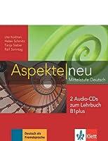 Aspekte neu: Audio-CDs zum Kursbuch B1 plus (2)