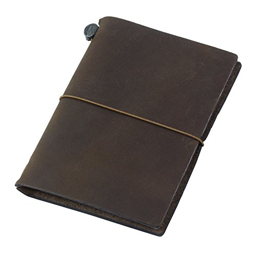 トラベラーズノート パスポート 茶 15027006