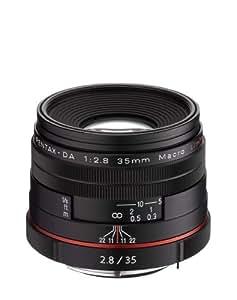 PENTAX リミテッドレンズ 標準単焦点マクロレンズ HD PENTAX-DA35mmF2.8 Macro Limited ブラック Kマウント APS-Cサイズ 21450