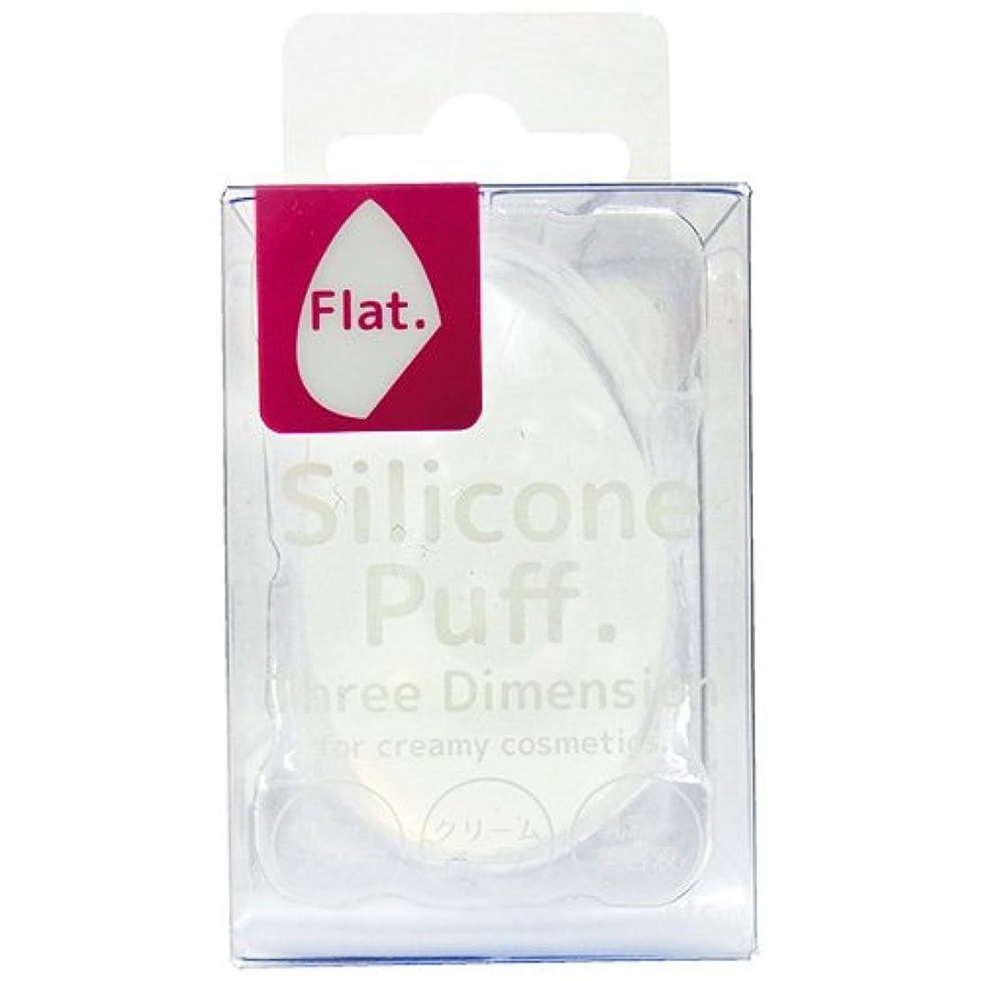 シリコンパフ 3D Flat SP3D-F (1個)