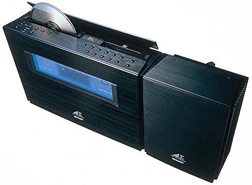 SHARP シャープ SD-SG11-B ミニコンポ アンプ CD MD