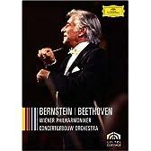 交響曲全集、荘厳ミサ曲、ピアノ協奏曲全集、他 バーンスタイン&ウィーン・フィル、コンセルトヘボウ管、ツィマーマン(7DVD)