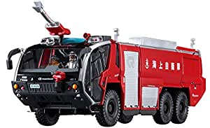 ハセガワ 1/72 海上自衛隊 ローゼンバウアー パンサー 6×6 空港用化学消防車 プラモデル SP435