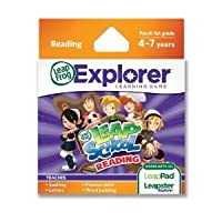 LeapFrog LeapSchool Reading Learning Game (works with LeapPad Tablets, LeapsterGS, and Leapster Explorer) おもちゃ (並行輸入)