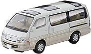トミカリミテッドヴィンテージ ネオ 1/64 LV-N216a トヨタ ハイエースワゴン リビングサルーン EX 2002年式 白/ベージュ (メーカー初回受注限定生産) 完成品