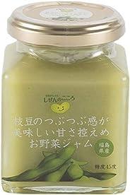 東栄産業 枝豆のつぶつぶ感が美味しい甘さ控えめお野菜ジャム 180g
