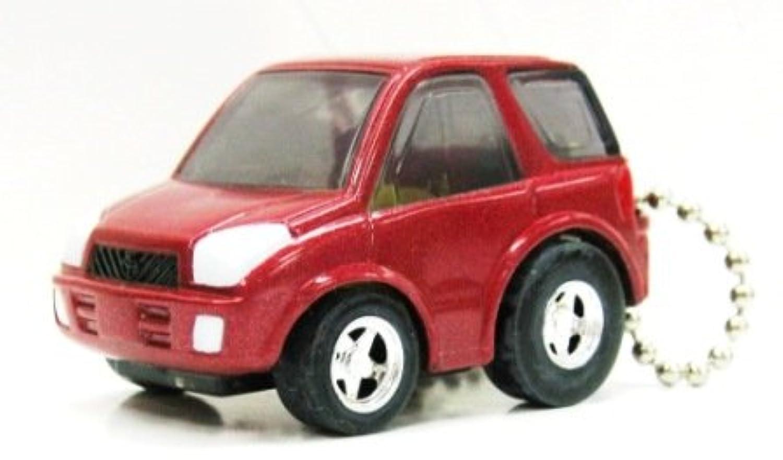 非売品 ネッツ限定 タカラ チョロQ(チョロキュー) トヨタ RAV4(ラブフォー) 赤メタリック 箱入 #32