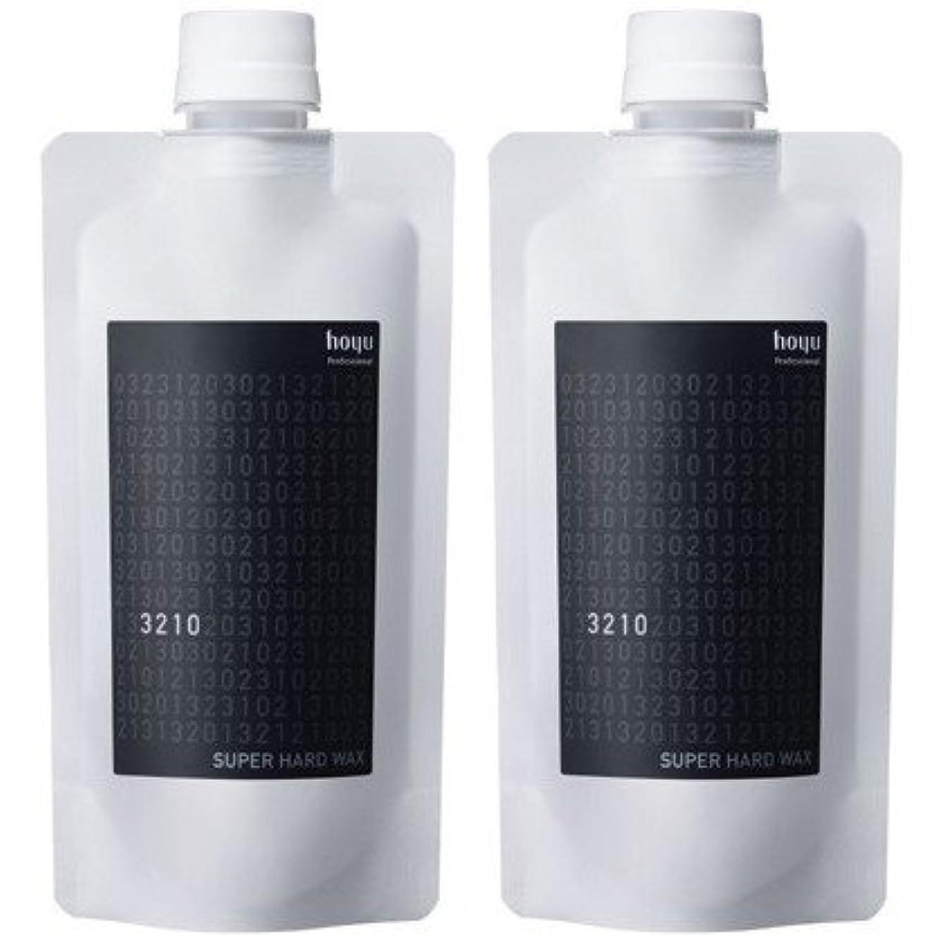 高架バルク問い合わせ【X2個セット】 ホーユー ミニーレ スーパーハードワックス 200g 詰替用