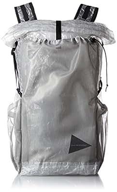[アンドワンダー] cuben fiber backpack AW-AA930 ホワイト