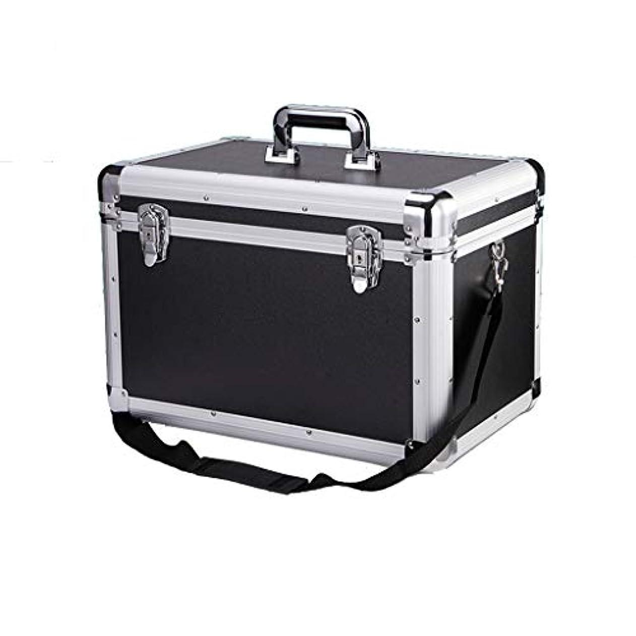 ナプキンエレメンタル履歴書Djyyh 医療用ケースロック可能な薬品箱、オーガナイザーコンパートメント付き小さな医療用ロック箱、チャイルドプルーフ処方収納ボックス