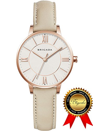 [해외]BRIGADA 여성 시계 귀여운 심플 시계/BRIGADA Women`s Watch Cute Simple Watch