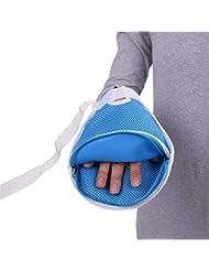 指のコントロールミットハンドプロテクター個人用安全装置指のコントロールミット、あらゆる手のサイズに適した通気性保護