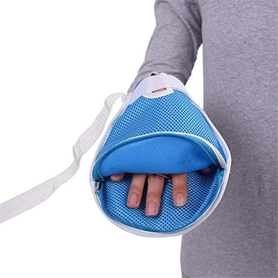 ワームすごいありがたい指のコントロールミットハンドプロテクター個人用安全装置指のコントロールミット、あらゆる手のサイズに適した通気性保護