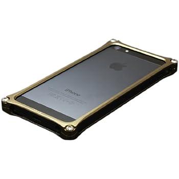 da32e4ff66 Gild design 【iPhone5対応アルミバンパー】 ソリッドバンパー for iPhone5 チタン GI-222T