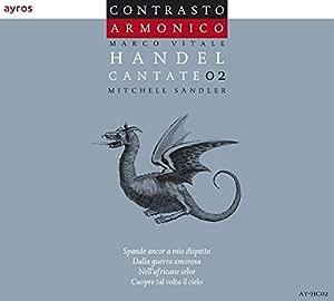Handel: Cantatas Vol 2