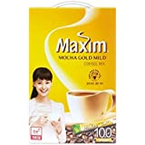Maxim モカゴールドコーヒー100本 お得2個セット(計200本)
