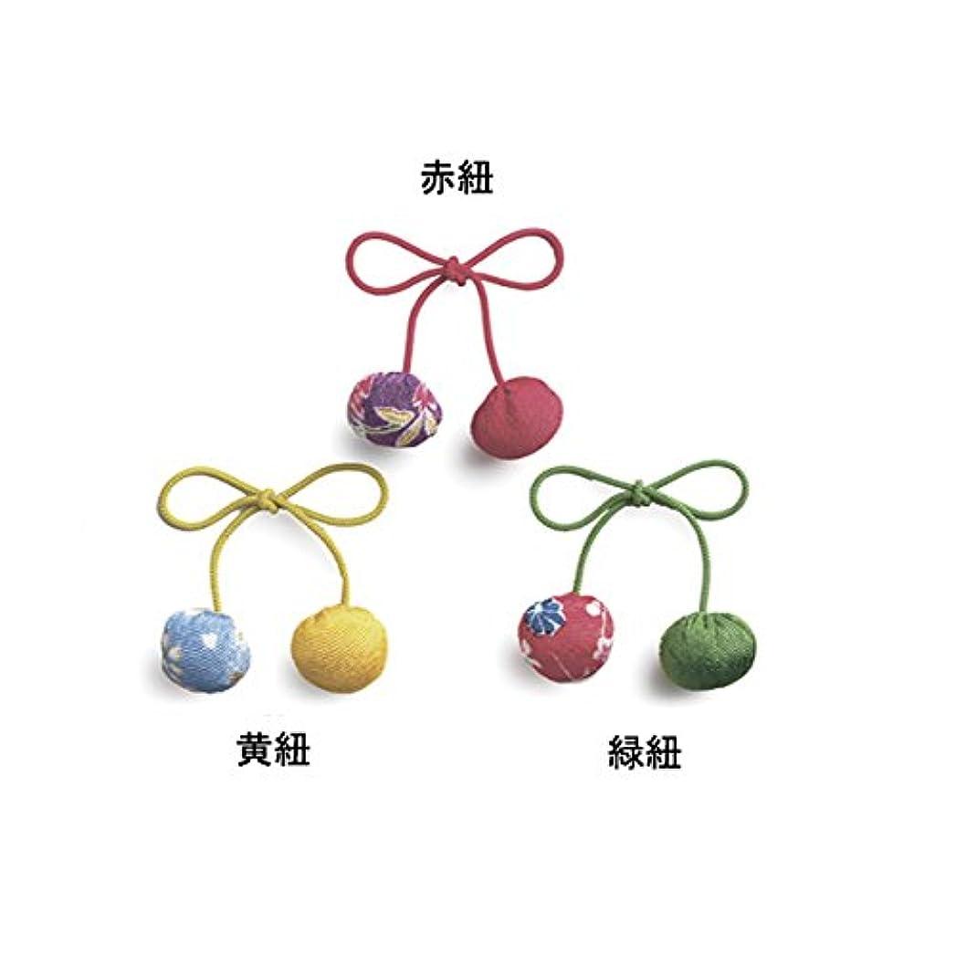 スポーツマンアパート組立香り結び紐 (黄)