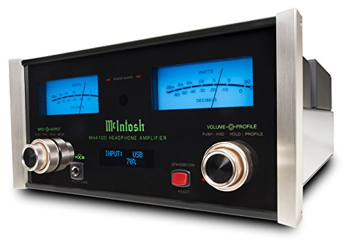 McIntosh ヘッドフォンアンプ MHA100