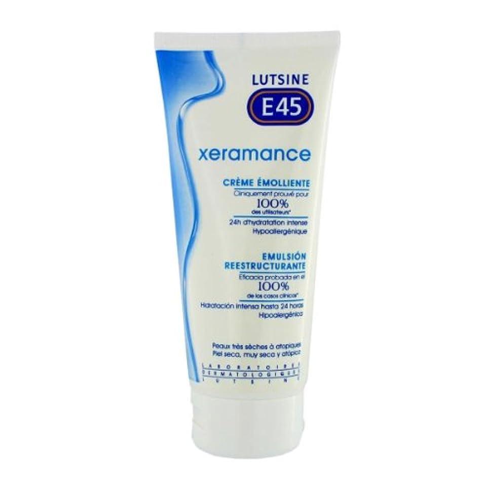ぬるいカニ効果的にLutsine Xeramance Emollient No Perfume 400ml [並行輸入品]