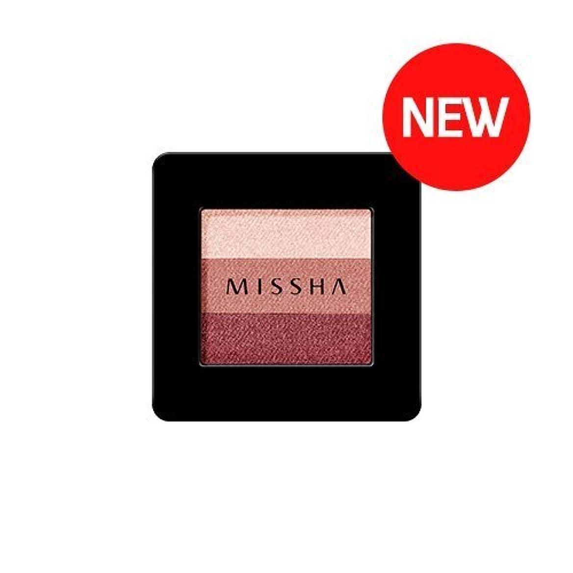 どこか返還承認する[Missha] ミシャ トリプルアイシャドウ 2017 秋冬 NEW COLOR 4色 (#16 Rose Fondue) [並行輸入品]