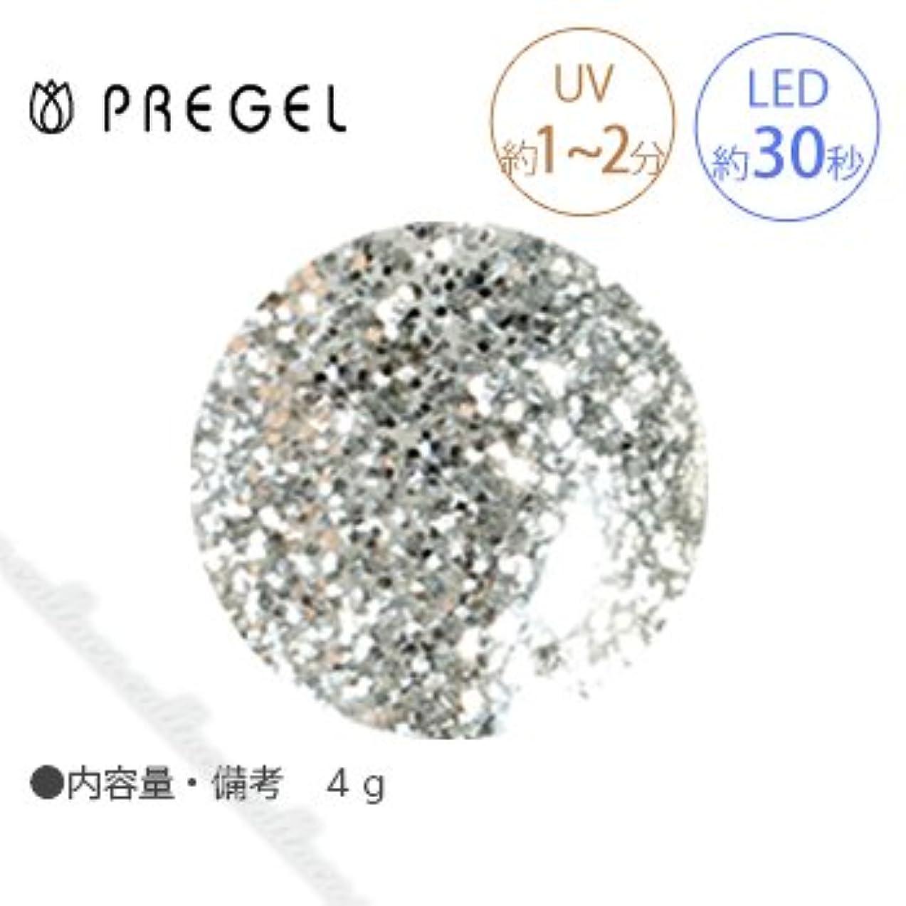 ヒップアプローチマーガレットミッチェル【PREGEL】 プリジェル カラーEX ダイヤモンドシリーズ ダイヤモンドシルバー PG-CE400 4g