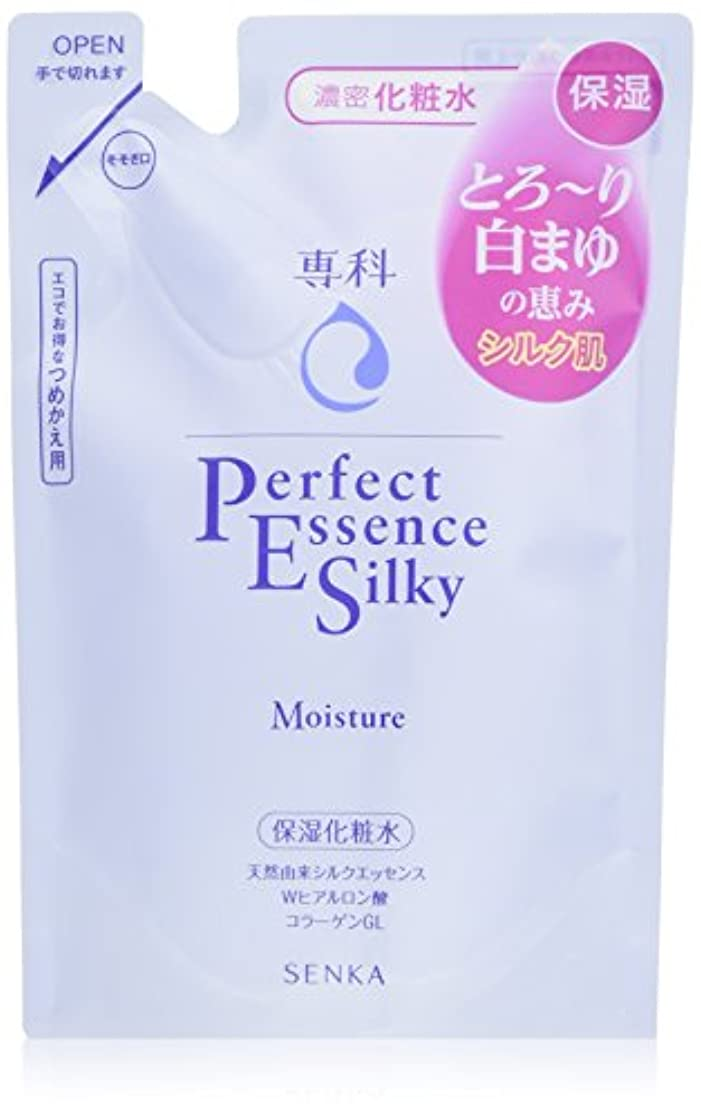 服を着るどれビヨン専科 パーフェクトエッセンス シルキーモイスチャー 詰め替え用 保湿化粧水 180ml